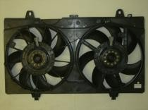 2007 - 2012 Nissan Sentra Radiator Cooling Fan Assembly