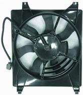 2006 - 2010 Kia Sedona Radiator Cooling Fan Assembly (Right Side)