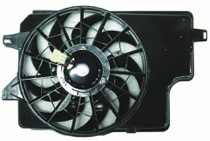 1994 - 1996 Ford Mustang Radiator Cooling Fan Assembly