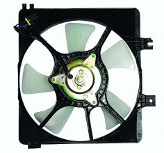 1998-1999 Mazda 626 Radiator Cooling Fan Assembly (Auxiliary Cooling)