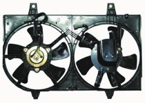 2000 Nissan Maxima Radiator Cooling Fan Assembly