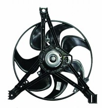 1995-1997 Chevrolet (Chevy) Monte Carlo Condenser Cooling Fan Assembly