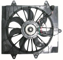 2003 - 2005 Chrysler PT Cruiser Cooling Fan Assembly
