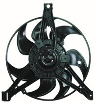 1995 - 1997 Chevrolet (Chevy) Monte Carlo Cooling Fan Assembly (3.4L V6)