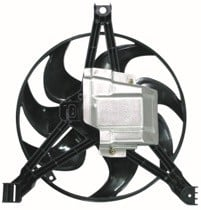 1995 - 1997 Chevrolet (Chevy) Monte Carlo Cooling Fan Assembly (3.1L V6 + Standard Cooling)