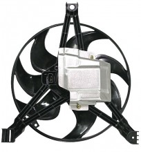 1995-1999 Chevrolet (Chevy) Monte Carlo Cooling Fan Assembly (Standard Cooling)