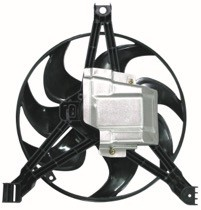 1995 - 1999 Chevrolet (Chevy) Monte Carlo Cooling Fan Assembly (Standard Cooling)