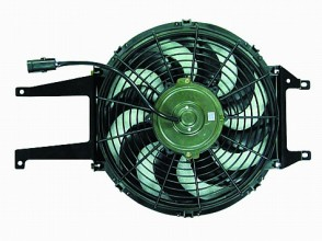1999-2002 Chevrolet (Chevy) Tahoe Cooling Fan Assembly