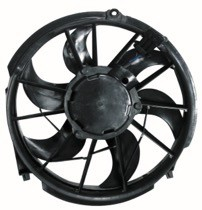 1996 - 2007 Ford Taurus Cooling Fan Assembly