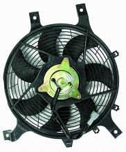 2003-2008 Infiniti FX35 Cooling Fan Assembly