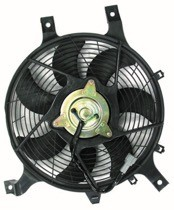 2003 - 2008 Infiniti FX35 Cooling Fan Assembly