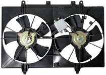 2006 - 2010 Infiniti M35 Cooling Fan Assembly