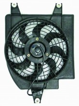 2003-2005 Kia Rio5 Cooling Fan Assembly