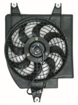 2003 - 2005 Kia Rio5 Cooling Fan Assembly