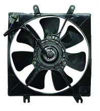 2000-2004 Kia Spectra Cooling Fan Assembly