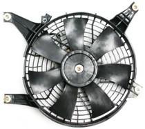2001 - 2003 Mitsubishi Montero Cooling Fan Shroud