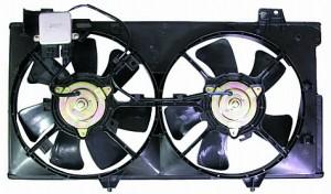 2003-2008 Mazda 6 Mazda6 Cooling Fan Assembly (3.0)