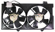 2003 - 2008 Mazda 6 Mazda6 Cooling Fan Assembly (3.0) Replacement