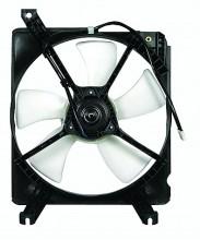 1999-2000 Mazda MX-5 Miata Cooling Fan Assembly