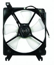 1999-2005 Mazda Miata Cooling Fan Assembly