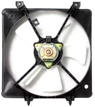 1999 - 2005 Mazda Miata Radiator Cooling Fan Assembly