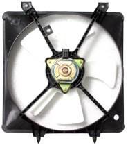 1999 - 2005 Mazda MX-5 Miata Cooling Fan Assembly (Main Fan)