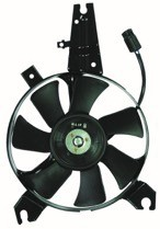 1997 - 1998 Mazda MPV Cooling Fan Assembly
