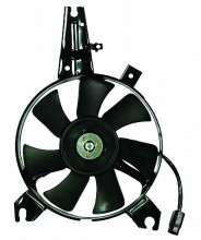 1996-1997 Mazda MPV Cooling Fan Assembly