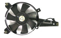 1996 - 1997 Mazda MPV Cooling Fan Assembly