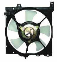 1991 - 1999 Nissan Sentra Radiator Cooling Fan Assembly