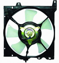 1995-1999 Nissan Sentra Cooling Fan Assembly