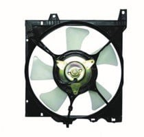 1995 - 1999 Nissan Sentra Cooling Fan Assembly