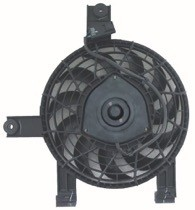 1998 - 2002 Lexus LX470 Cooling Fan Assembly
