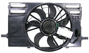 2005-2011 Volvo V50 Cooling Fan Assembly