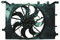 2001 - 2004 Volvo V70 Cooling Fan Assembly