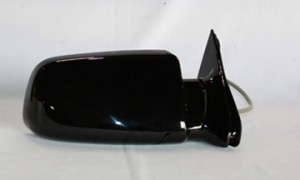 1992-1999 GMC Suburban Side View Mirror (Power Remote / Non-Heated / C1500/C2500/K1500/K2500 Suburban) - Right (Passenger)