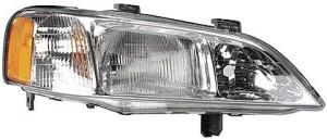 1999-2001 Acura TL Headlight Assembly - Right (Passenger)