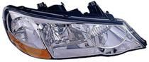 2002 - 2003 Acura TL Front Headlight Assembly Replacement Housing / Lens / Cover - Right (Passenger)