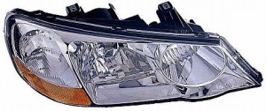 2002-2003 Acura TL Headlight Assembly - Right (Passenger)