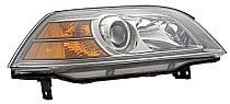 2004 - 2006 Acura MDX Front Headlight Assembly Replacement Housing / Lens / Cover - Right (Passenger)