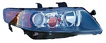 2004 - 2005 Acura TSX Front Headlight Assembly Replacement Housing / Lens / Cover - Right (Passenger)
