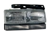 1994 - 1996 Buick Park Avenue + Ultra Headlight Assembly - Right (Passenger)