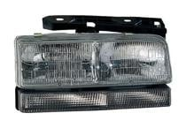 1993 Buick Park Avenue + Ultra Headlight Assembly - Right (Passenger)