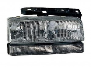 1993-1993 Buick Park Avenue / Ultra Headlight Assembly - Right (Passenger)