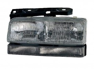 1993-1993 Buick LeSabre Headlight Assembly - Left (Driver)