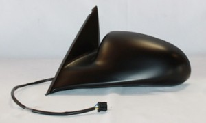 2000-2005 Pontiac Bonneville Side View Mirror (Non-heated / Power Remote) - Left (Driver)
