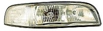 1997 - 1999 Buick LeSabre Headlight Assembly (with Cornering Lamp) - Right (Passenger)