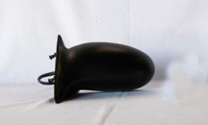 2002-2005 Pontiac Grand Am Side View Mirror (Manual Remote / Primed) - Left (Driver)