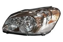 2006 - 2009 Buick Lucerne Headlight Assembly - Left (Driver)