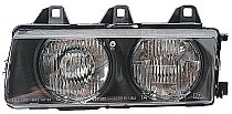 1992 - 1999 BMW 318i Headlight Assembly - Right (Passenger)